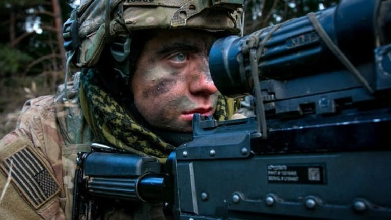 U.S. Army Had a Special 'Suicide Squad' Ready to Strike Russian Forces