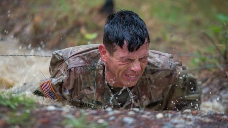 Inside the Ranger Contest: Weapons, Swim, Weights Buddy Run, Armor Run