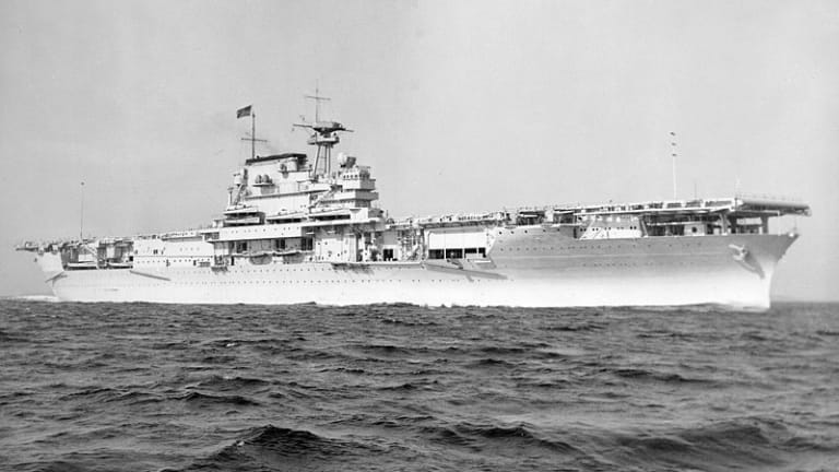 Battle of Midway: Chief Water Tender Charles Kleinsmith and Yorktown