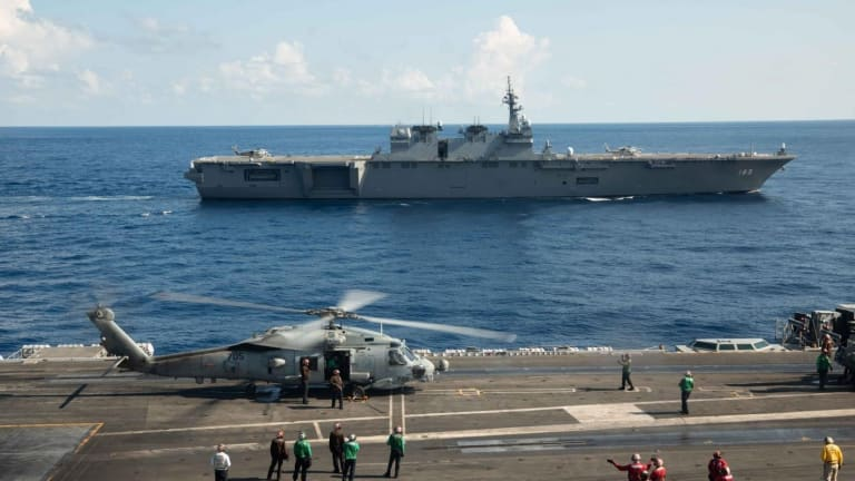 Is the U.S. Navy Prepared for War With Iran?