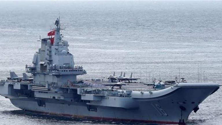 The Real Reason China Has Built a Massive Military