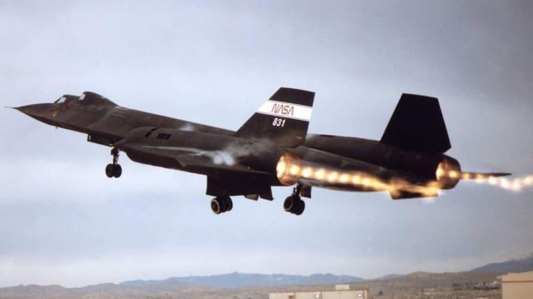 Air Force Seeks a Mach 6  SR-72 Bomber