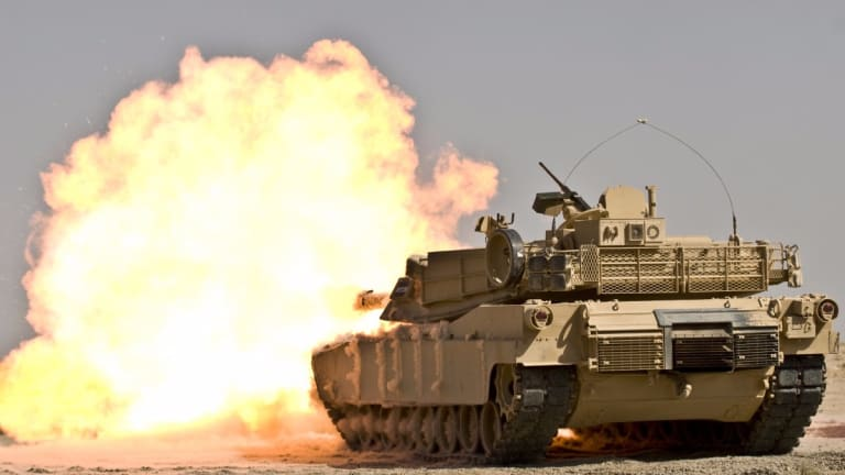 The Secret Reason No Nation Wants to Fight U.S. Tanks in a War