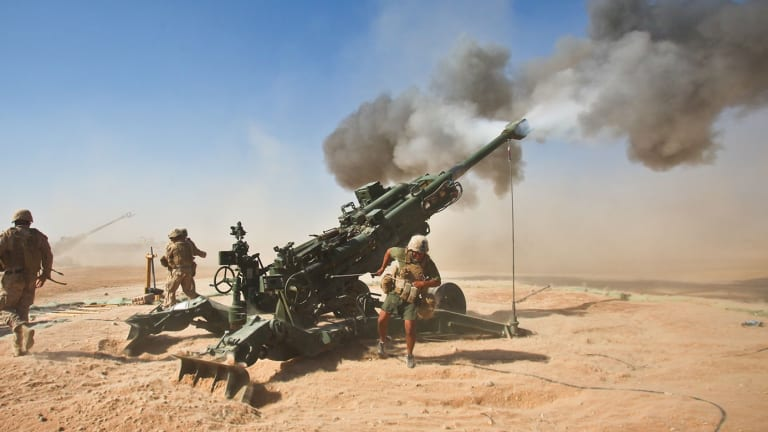"""Army Breaks New Ground with """"Steerable"""" Long-Distance Artillery"""