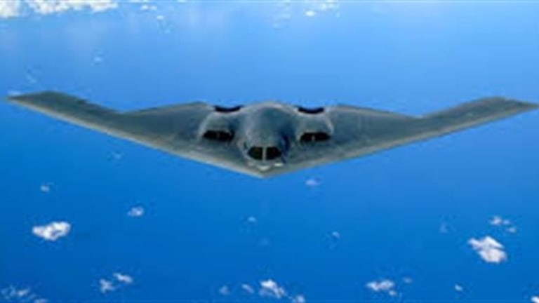 Air Force Stealthy B-2-Gets New Stealthy Composite Materials