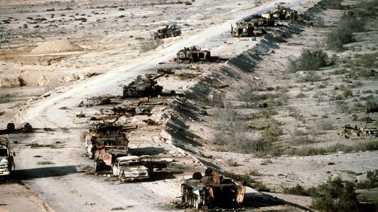 China Panicked When America Smashed Saddam's Army