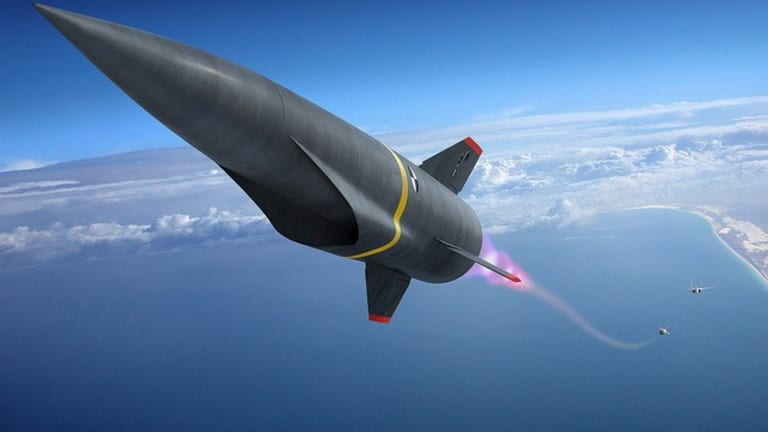 US Seeks New Sensors & Weapons to Destroy Hypersonic Missile Attacks