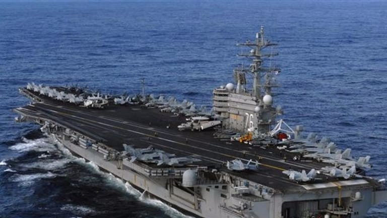 Why Navy Aircraft Carriers Might Be Unsinkable