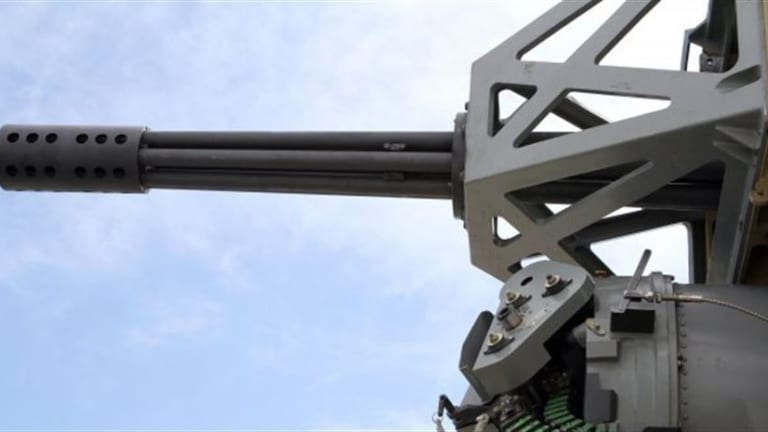 Army Fast-Tracks Counter Drone Weapons to War