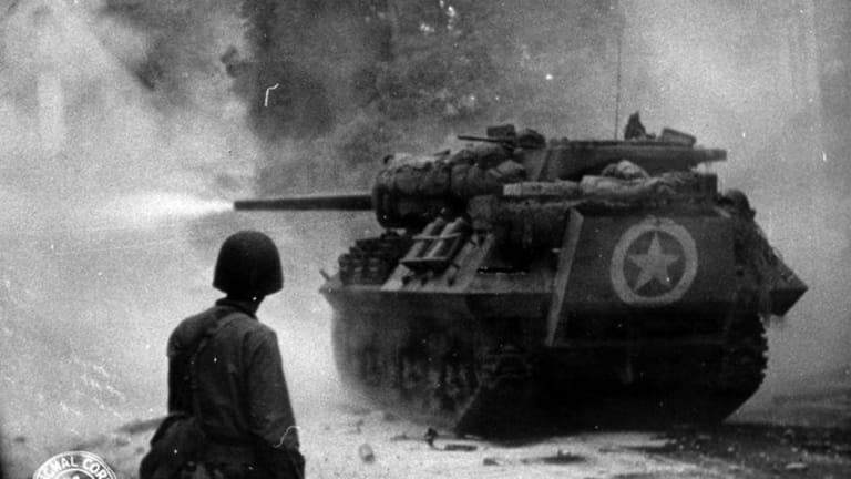 WWII: US & British Special-Purpose Vehicles were Designed to Kill Nazi Tanks