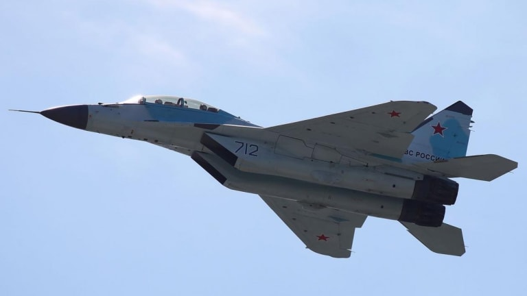 Why Russia Will Never Become a Stealth Fighter 'Superpower'