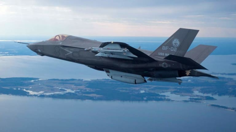 How the F-35 Combines Three Kinds of Warplanes Into One Deadly Package