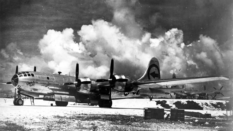 Bombs Away: WWII Heavy Bombers Set Stage for America's Strategic Deterrence