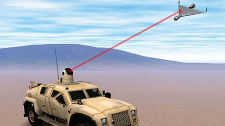 Army, Industry Intensify War on Enemy Drones With New Lasers & Missiles