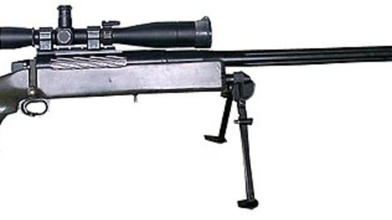 This Is the Rifle That Made Three of the Four Longest Sniper Kills