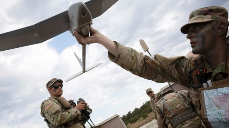 Army Weapons Developers Seek Ultra Long-Range Small Drones