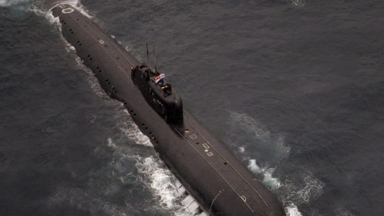 This Russian Nuclear Submarine Made Scary History by Sinking Twice