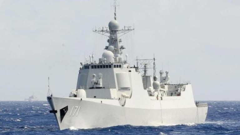 Watch Out, America: China Might Have 415 Warships by 2030