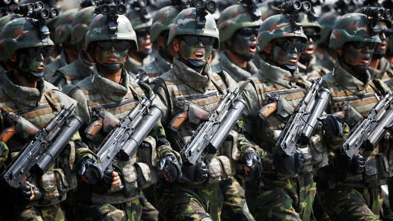 These Are North Korea's Legendary Special Operations Assassins