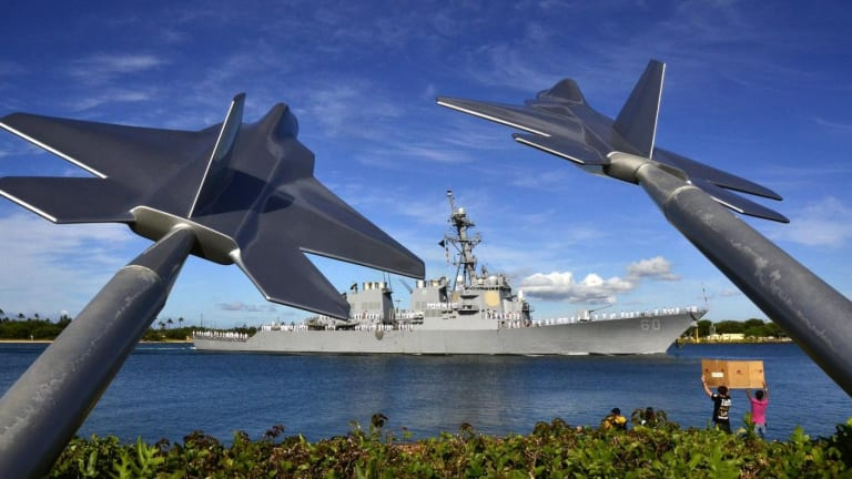 Introducing the 5 Most Powerful Navies on the Planet (in 2030)