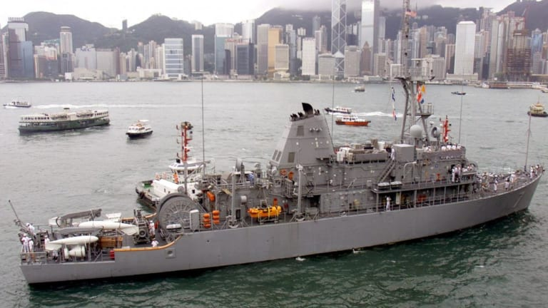 Why Would the U.S. Navy Get Rid of Its Important Minesweepers?