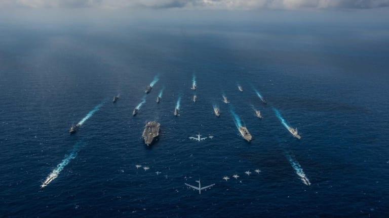 Could Iran Sink a U.S. Aircraft Carrier?