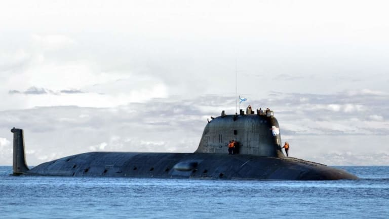 Yasen-Class: Is This Russian Submarine More Than a Match for the U.S. Navy?