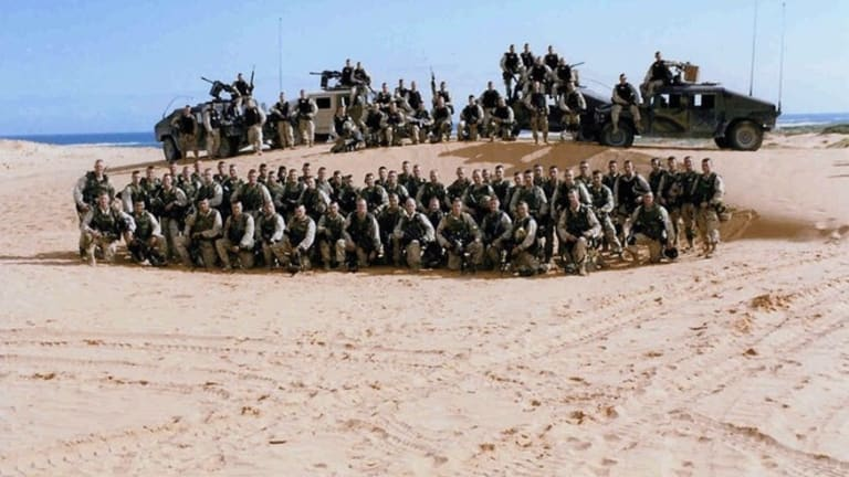 Combat Analysis: Delta Force Snipers in Somalia - Their Mission
