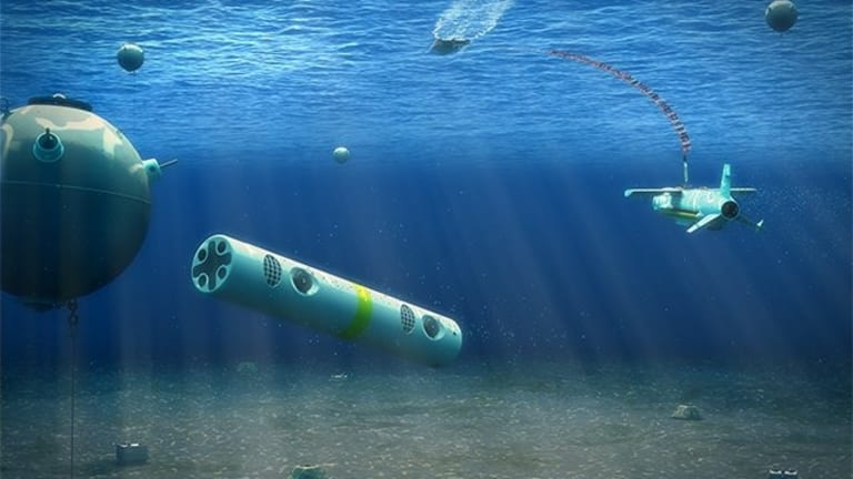 New Navy Ocean Attack Plan - Combined Air, Surface & Undersea Drones