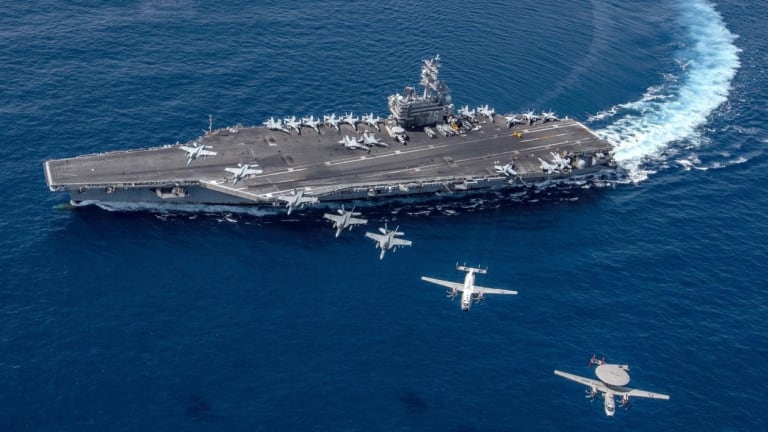 Is This Chinese Missile a Real Threat to U.S. Navy Aircraft Carriers?