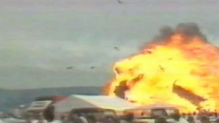 The Tragic Crash That Changed Air Shows Forever
