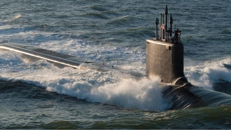 Future Navy Attack Submarine for 2030 - Bigger, More Lethal, Stealthier