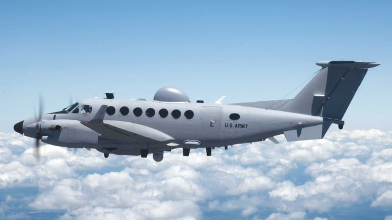 EMARSS Spy Planes Upgrade With Latest Sensors, Cameras & Communications Tools