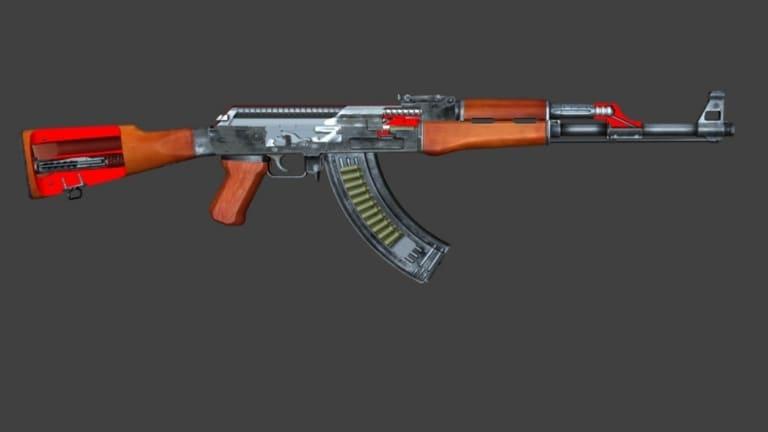 The Kalashnikov: 200 Years of Russian Guns (Not Just AK-47s)