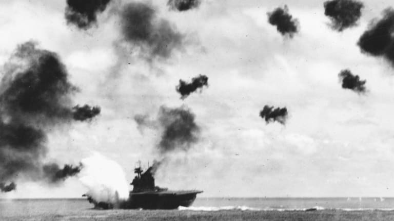 WWII: Why the Battle of Midway Is as Important as D-Day