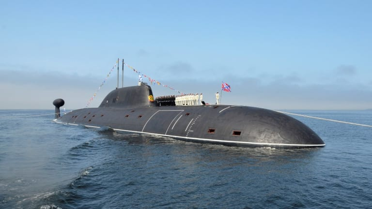 These Are the 5 Most Terrifying Submarine Disasters of All Time