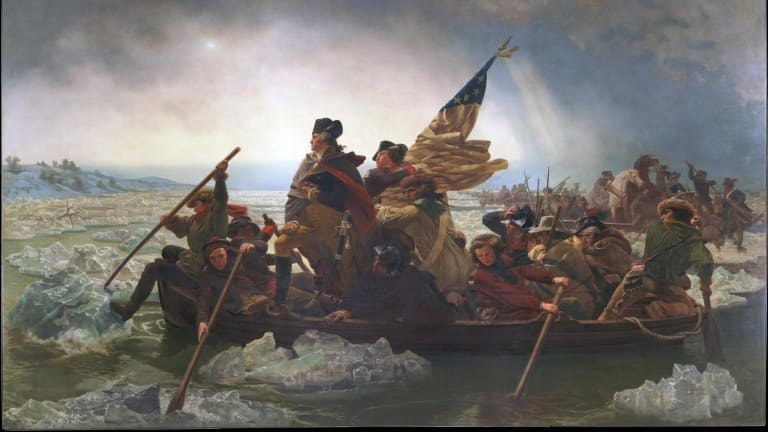 The General Who Could Have Replaced George Washington in the Revolutionary War