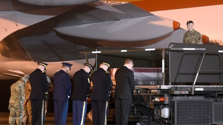 Tribute: Army Leaders Honor the Ultimate Sacrifice