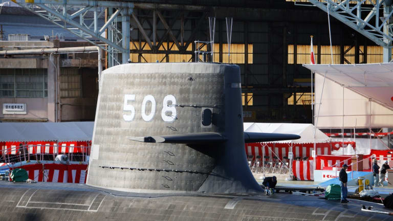 How to Stop China from Invading Taiwan? Submarines.