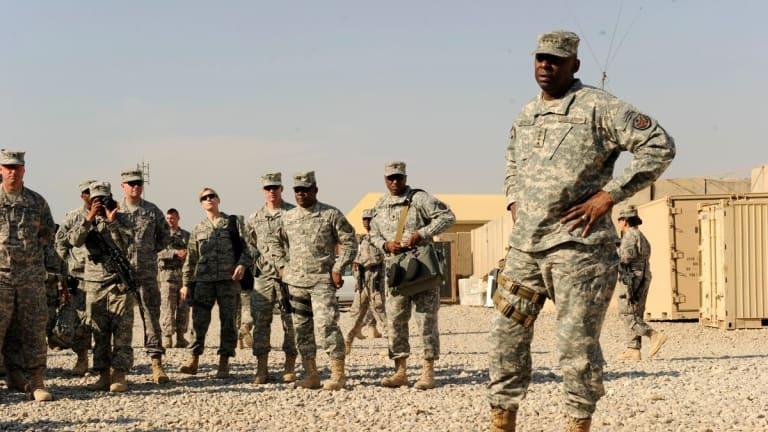 "Pentagon Sources ""Enthusiastic"" About Gen. Lloyd Austin for SecDef"