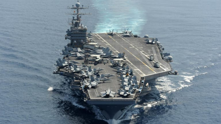 Step Aboard the Nimitz-Class Aircraft Carrier: A Reason for US Navy Dominance?