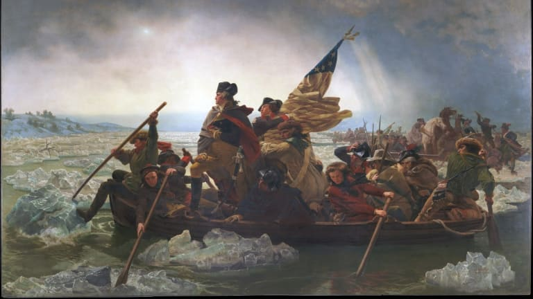 The Man Who Could Have Replaced George Washington in the Revolutionary War