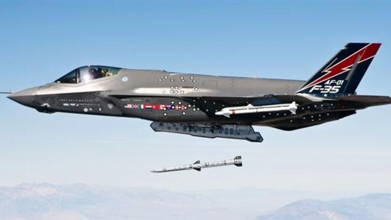 "US F-35s Plan Massive ""Show of Force"" Near Korean Peninsula"