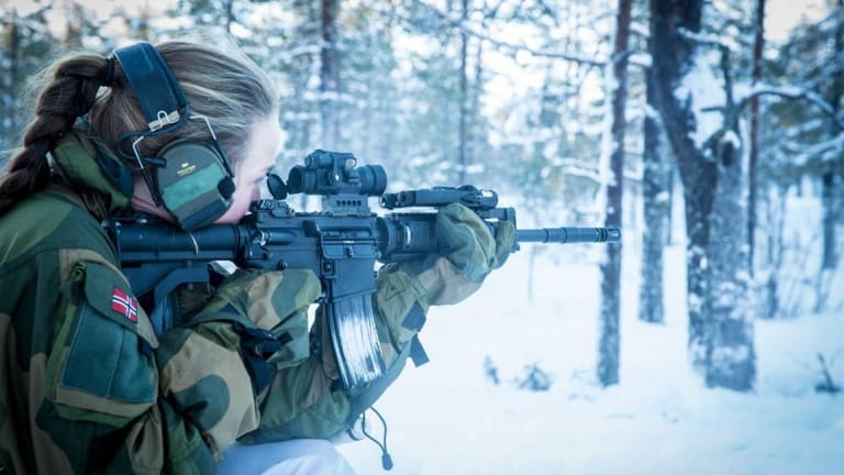 'Hunter Troop' is Norway's all-female special operations unit