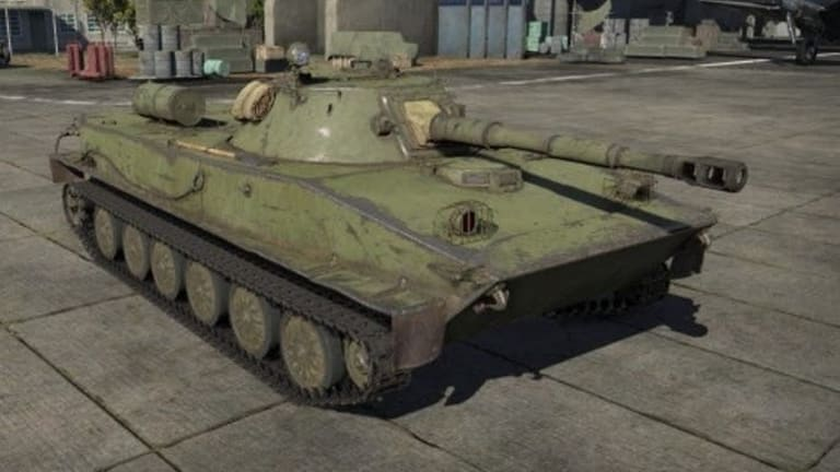 Russia Has a Tank with the Strangest of Features: It Can Swim