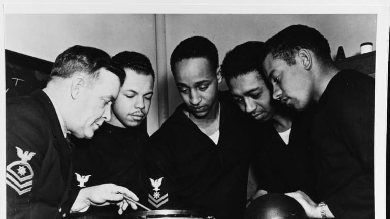 USS Mason: All-Black Crew Overcomes Racism to Save WWII Convoy