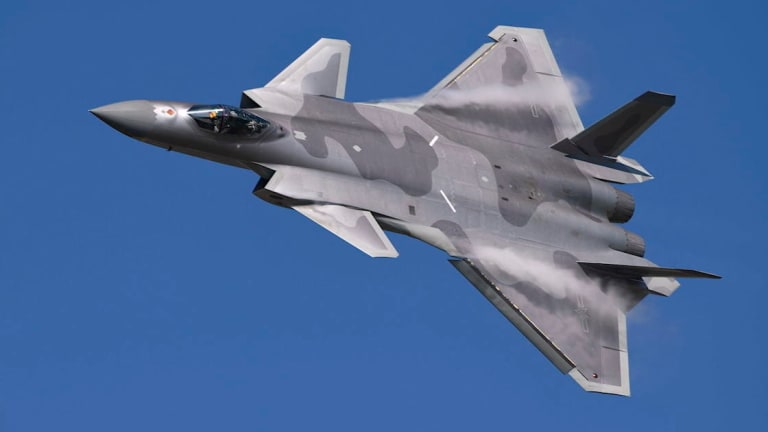China Works on AI-Enabled 6th-Gen Stealth Fighter for 2035