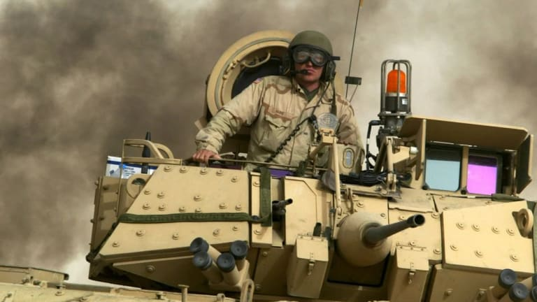 Army Makes Rapid Advances With New Optionally Manned Fighting Vehicle