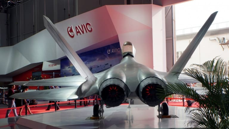 China Thinks Its Future Lies In Expensive Stealth Weapons