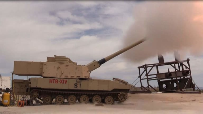 How the U.S. Army Artillery Strikes from 40 Miles Away